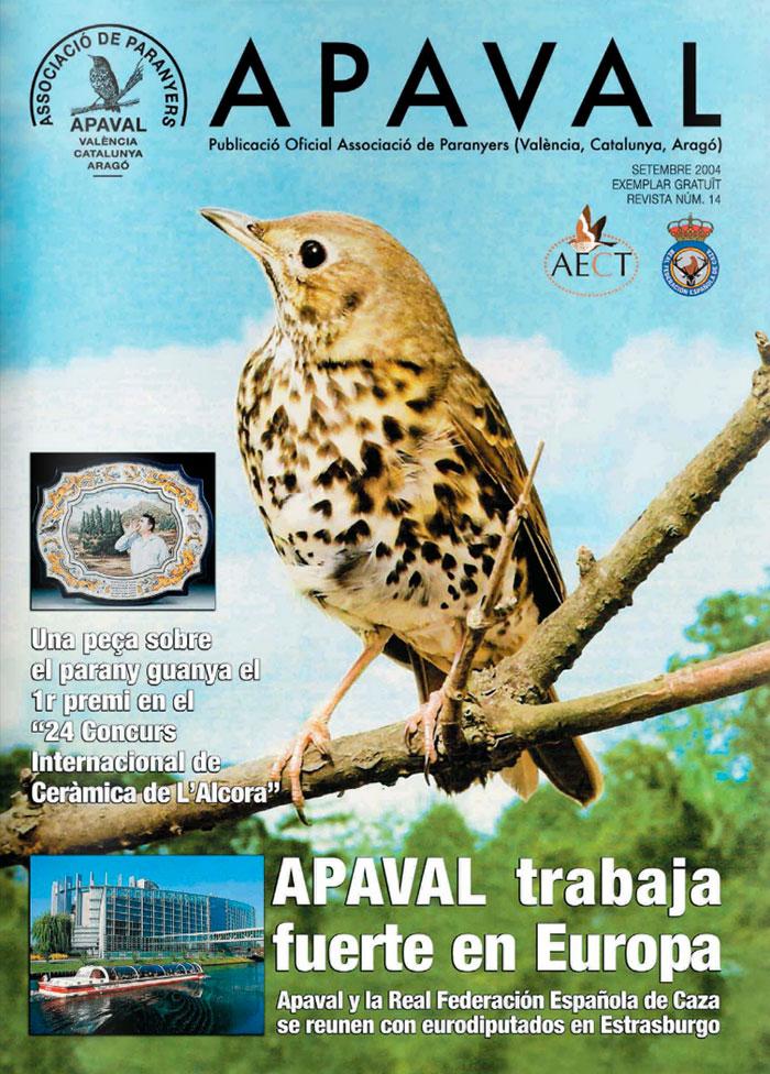 Revista APAVAL nº 14