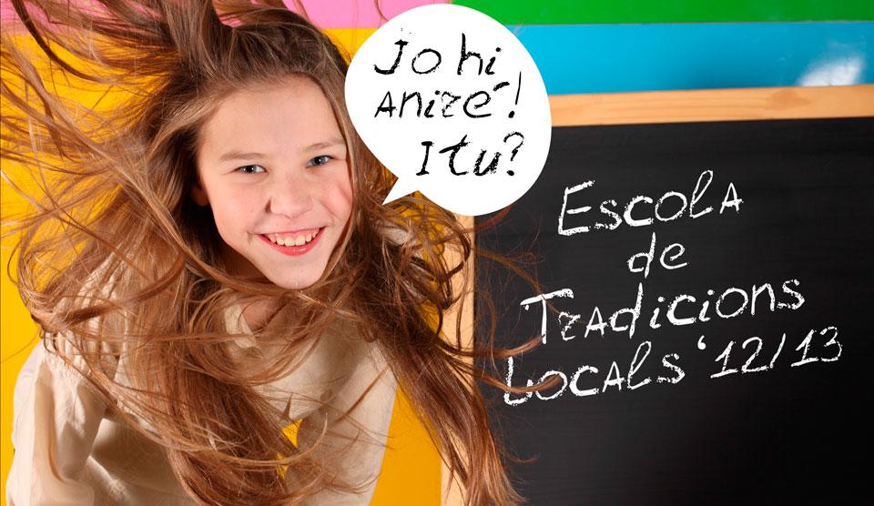 Escola de Tracicions Locals 2012-2013