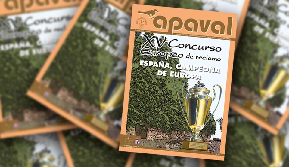 Revista APAVAL nº 30