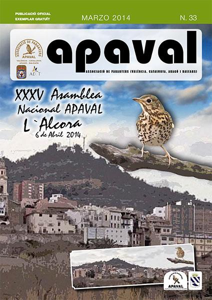 Revista Apaval 33