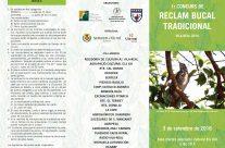I Concurs Reclam Bucal Tradicional. Vila-Real 2016