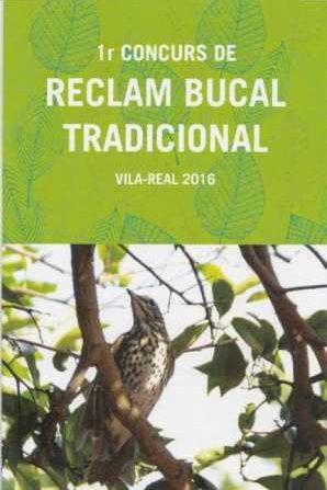 1r Concurs de Reclam Bucal Tradicional Vila-real 2016