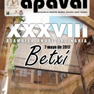 Mas de 500 parañeros en la 38 Asamblea Anual de APAVAL en Betxí demuestran que el parany ni esta muerto ni morirá