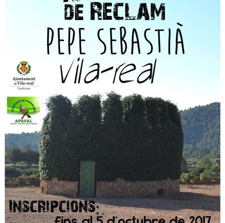 """7ª Escola de Reclam de Vila-real, """"Pepe Sebastiá"""""""