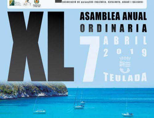 ASAMBLEA DE APAVAL EN TEULADA/MORAIRA (ALICANTE) 07/04/2019