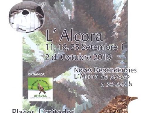 4a Escola de Reclam – L'Alcora 2019