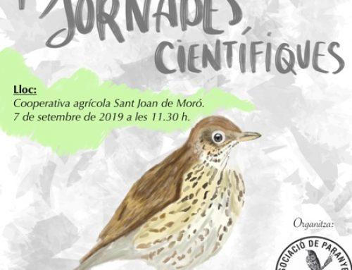 Assemblea de Compromissris i Jornades Científiques- Sant Joan de Moró 2019