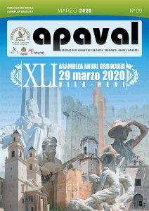 Revista APAVAL número 39, marzo de 2020